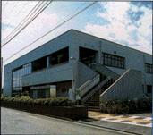 画像:小川西町図書館 外観