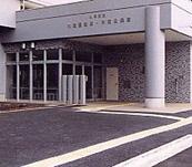 画像:大沼図書館 外観